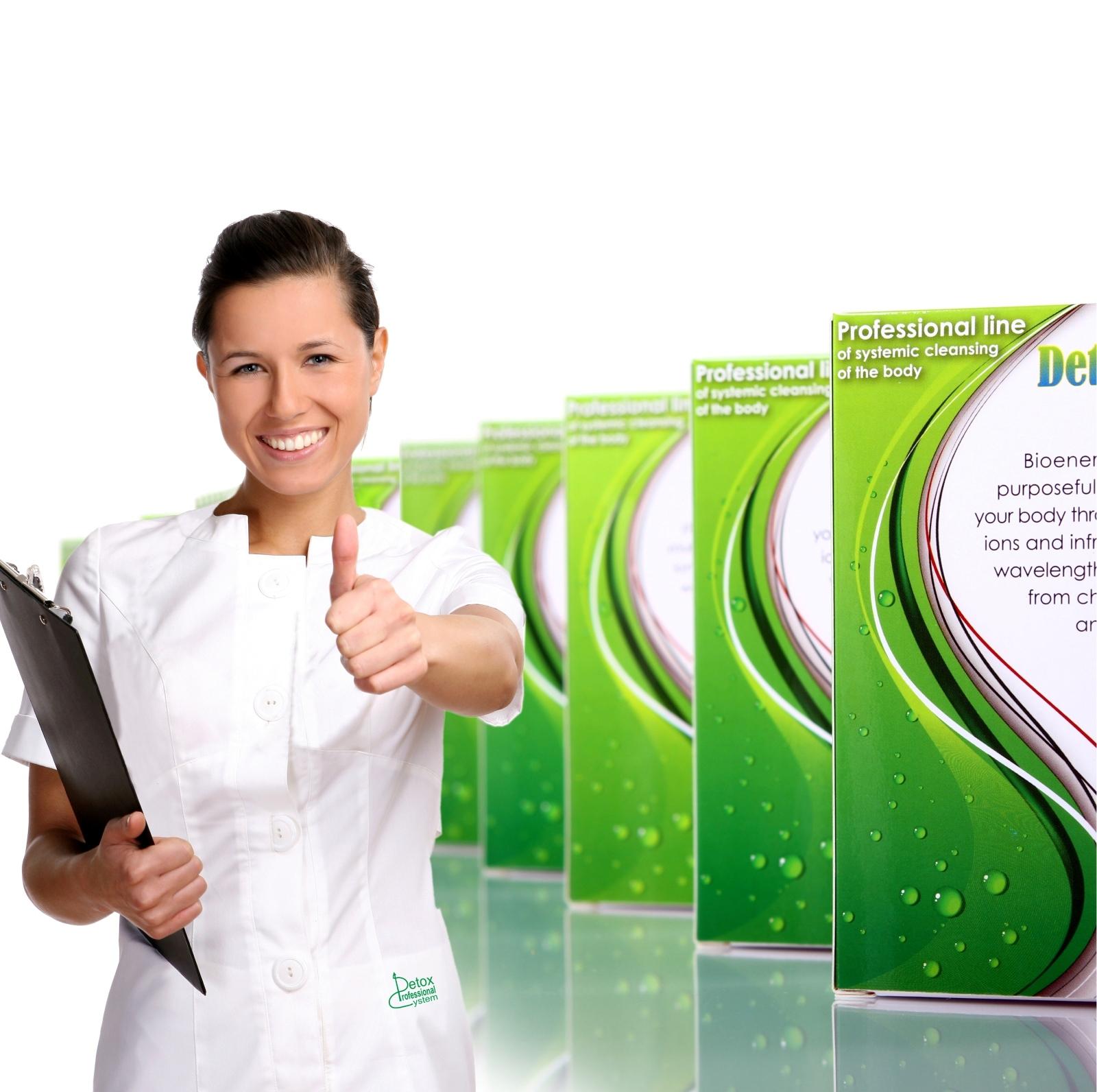 Detox professional system