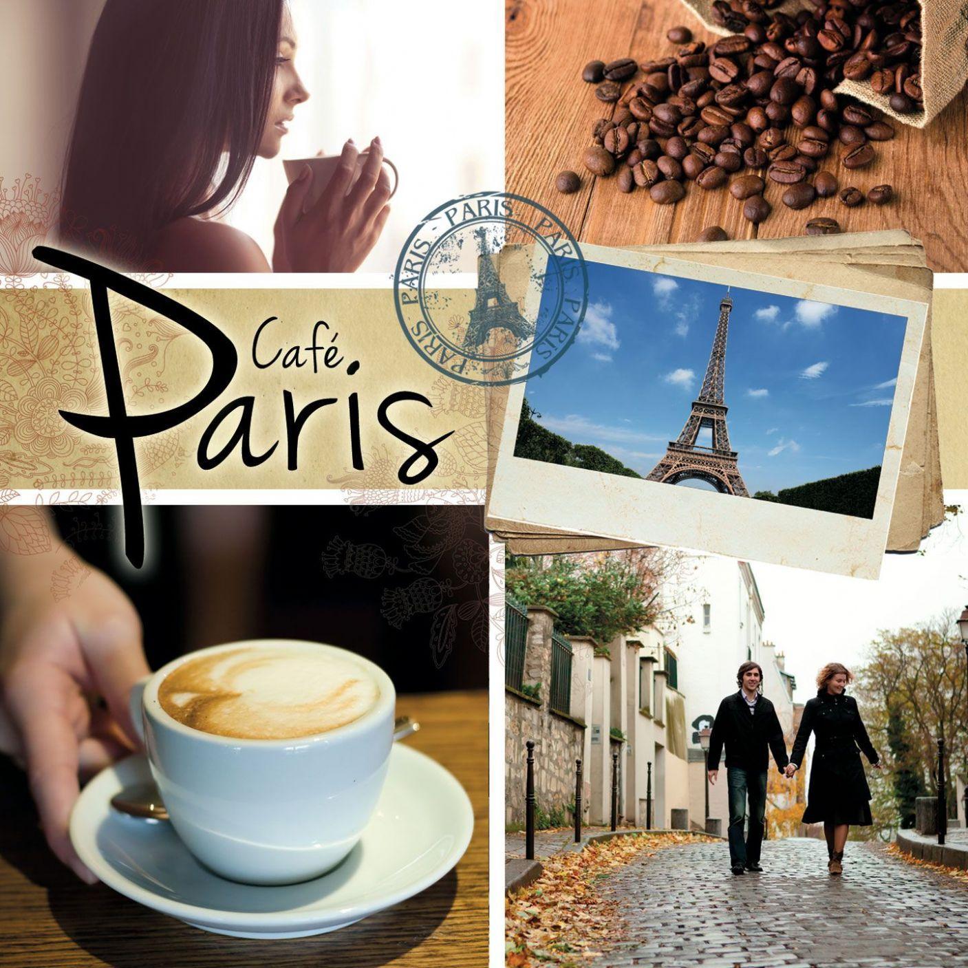 Global Journey Cafe Paris