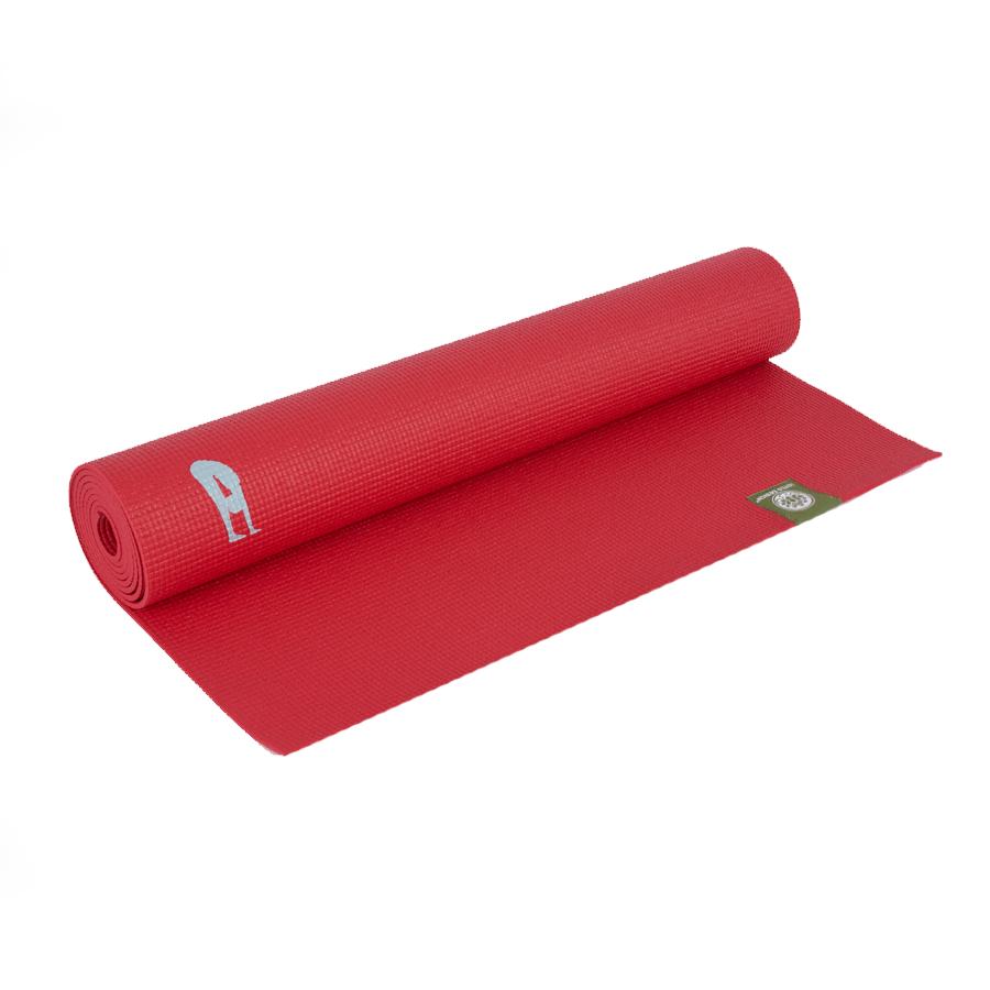 Yoga Mat Sun Salutation 4 5 Mm Lotus Design Valguskoda